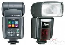 Nissin Di866 Mark II PRO Canon E-ttl E-ttl II