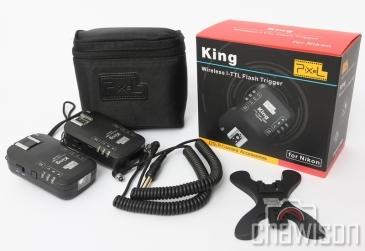Pixel King Wyzwalacz Lamp Nikon iTTL TTL