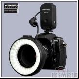 Yongnuo MR-58 LED MAKRO Canon Nikon Olympus Pentax