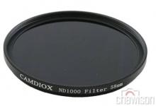 Camdiox ND1000 58mm Filtr Szary Neutralnie