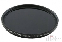 Camdiox ND1000 62mm Filtr Szary Neutralnie