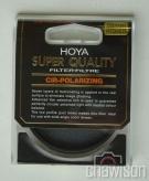 CPL Hoya HMC SUPER Polaryzacyjny kołowy 77mm SLIM