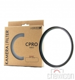 Camdiox C-Pro NANO SMC UV 72mm SLIM