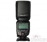 Yongnuo YN-600ex-rt II Canon HSS E-TTL