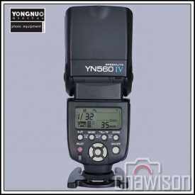 Yongnuo YN-560- IV - Nowość Canon Nikon + kontroler radiowy