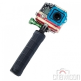 GRIP rączka ALU + GUMA do GoPro HERO 1 2 3 4