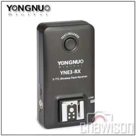 Yongnuo YNE3-RX odbiornik systemu Canon RT ETTL