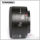 Obiektyw YONGNUO YN-50mm f/1.8 do Canon EOS AF