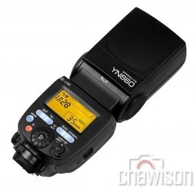 Yongnuo YN-660 Canon HSS gw. 24 mce 560tx 603 605