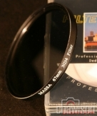 Filtr Szary Pełny 72mm ND4