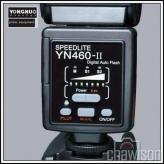 Yongnuo YN-460 II Canon Nikon Olympus Pentax
